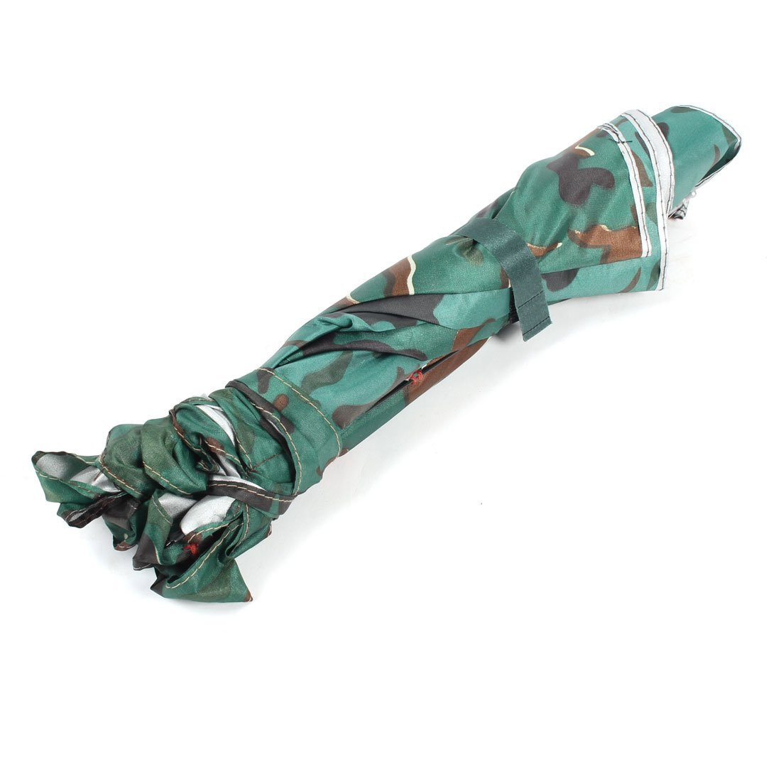 Amazon.com: Mãos de pesca livre 8 costelas Camouflage Cap Hat Umbrella Poliéster: Home & Kitchen