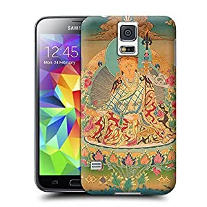 Unique Phone Case Tibetan Book guru rinpoche padmasambhava to33 Hard Cover for samsung galaxy s5 cases-buythecase