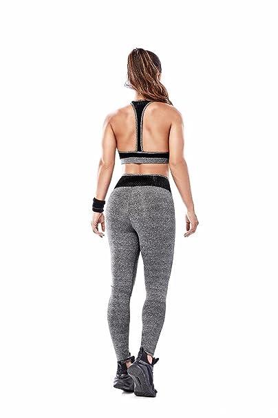 ac35fd9520b01b Amazon.com: Babalu Fashion Colombian Fitness Sports Bra - Grape Purple:  Sports & Outdoors