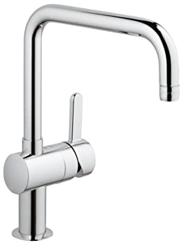 Grohe Mitigeur évier Flair 32453000 Import Allemagne Amazonfr