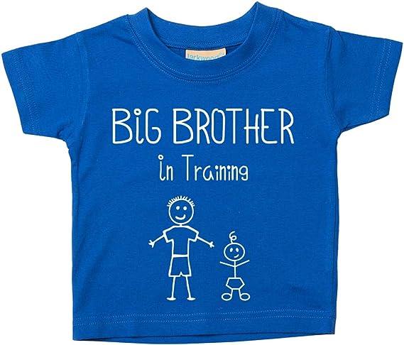 gar/çon T-shirt 0 /à 24 mois Bleu bleu 0-3 Months B/éb/é Acce Babies