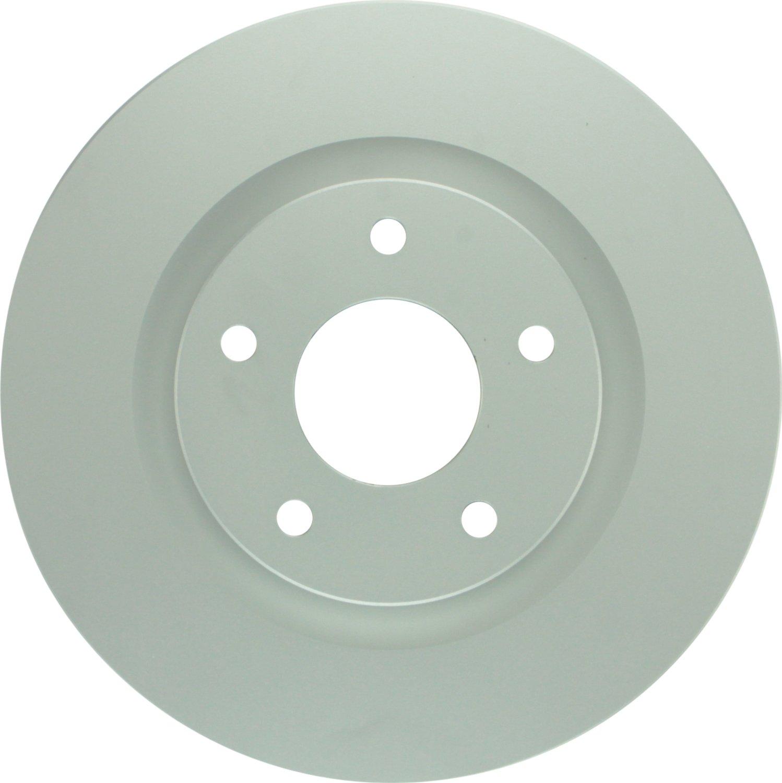 Bosch 40011473 QuietCast Premium Disc Brake Rotor, Front