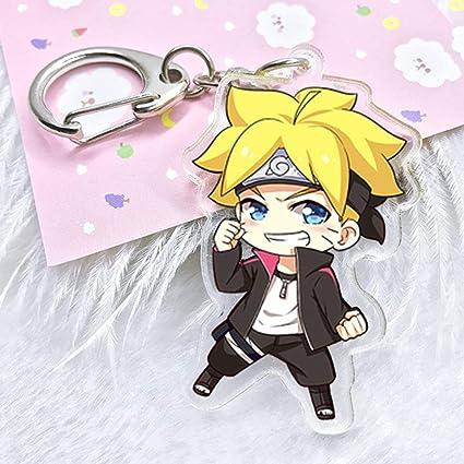 Naruto Llavero Llavero Soporte Soporte Soporte Figura De ...