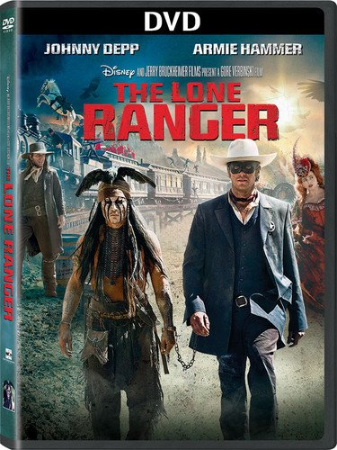 (The Lone Ranger)