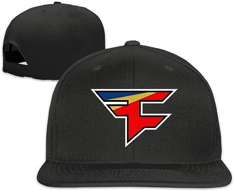 Hittings Faze Clan Logo Adjustable – Gorra de béisbol Hats Flat ...