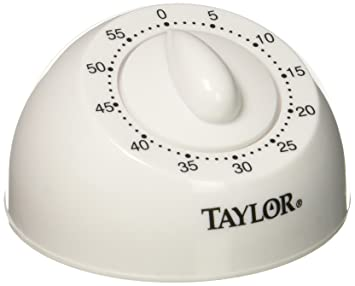 Amazon.com: Taylor Long Ring Mechanical Timer: Home & Kitchen