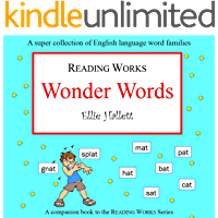 Wonder Words: Sounds of English (Reading Works Book 3) (English Edition)
