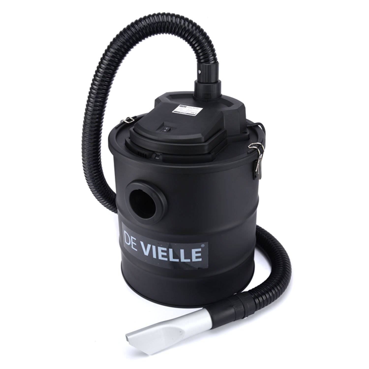 ash vacuum cleaner hoover for fireplace u0026 wood burner 20l 1200w by