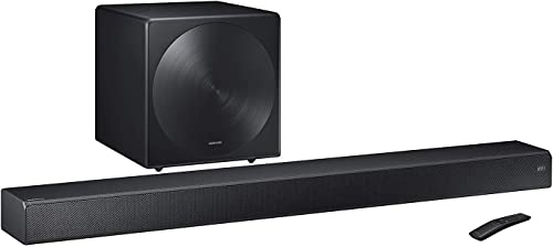 Samsung Premium Soundbar HW-MS650 ZA Wireless Subwoofer SWA-W700 ZA