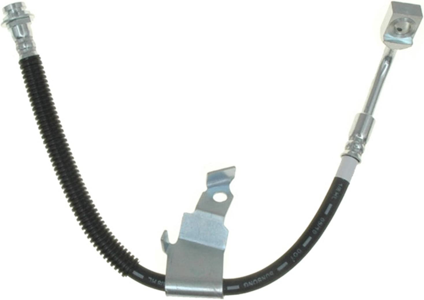 ACDelco 18J1944 Professional Front Passenger Side Hydraulic Brake Hose Assembly