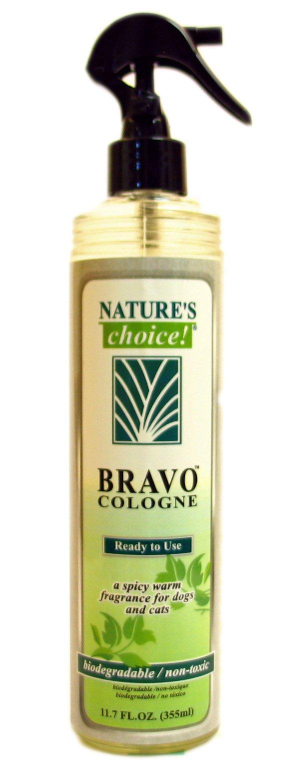 ShearPrecision Nature's Choice Bravo Pet Cologne
