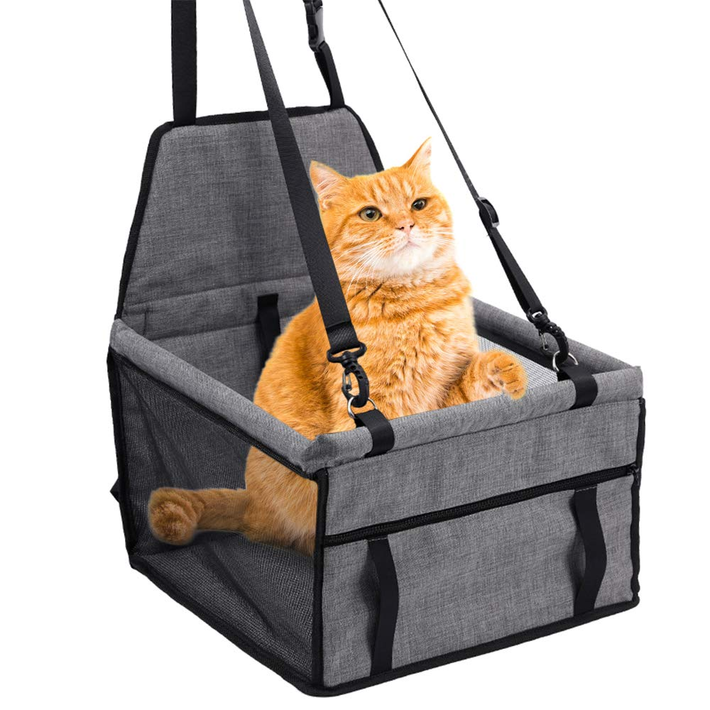 Decdeal Folding Pet Car Travel Carrier Dog Puppy Cat House Seat Bag Basket:  Amazon.in: Sports, Fitness & Outdoors