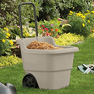 suncast 2 wheel garden cart