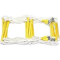 JU FU Escalera Plegable de Cuerda de Nylon