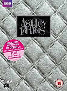Absolutely Fabulous - Absolutely Everything Box Set [Reino Unido] [DVD]