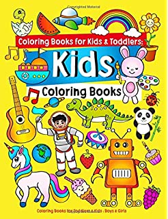 Coloring Books for Toddlers Kids Toddler Coloring Books for Kids
