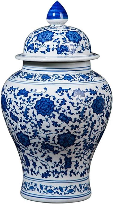Vintage Oriental Chinese Vase Flower Design Made In China Chinese porcelain Vase China Decor Flower Vase