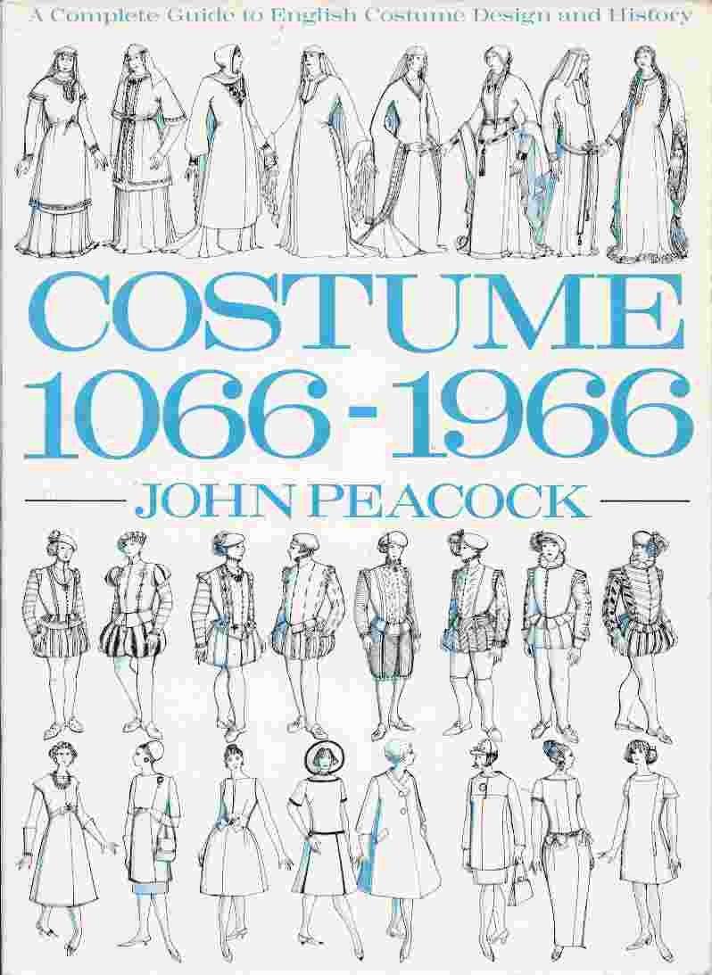 Costume, 1066-1966, Peacock, John