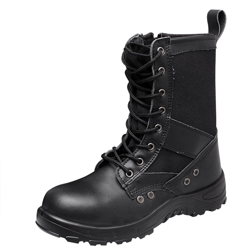 Optimal Product Men's Safety Boot Steel Toe Boot Work Boot Composite Toe Boot