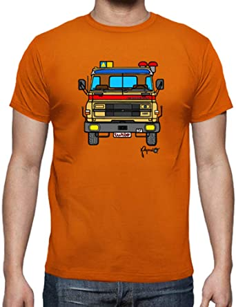 latostadora - Camiseta Barreiros 300 Turbo para Hombre: JMB: Amazon.es: Ropa y accesorios