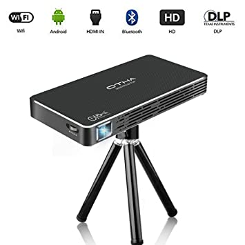 OTHA--Proyector Full Hd, Mini Proyector,proyector portatil,Pico ...