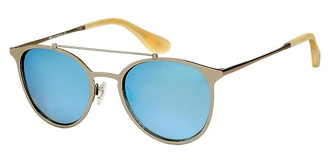 Gafas de sol mujer polarizadas estilo casual. Retro-vintage ...