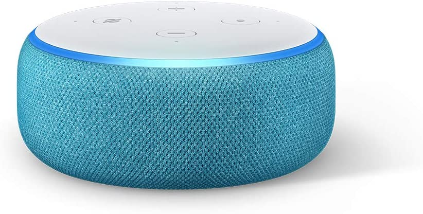 Echo Dot Kids Edition (3rd Gen) - Blue