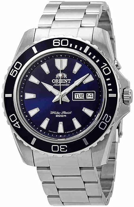 Orient Mako XL Automatic fem75002dr Reloj de hombre