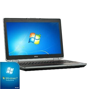 DELL Latitude E6520 Business ordenador portátil (Intel Core i3 2310 M Dual Core 2.1 GHz, ...