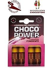 Eurochocolate CHOCOPOWER Cioccolato Fondente Confezione 42gr.