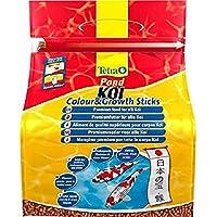 Tetra Pond Koi Sticks, Premium Fish Food for