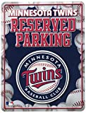 Rico MLB Metal Parking Sign