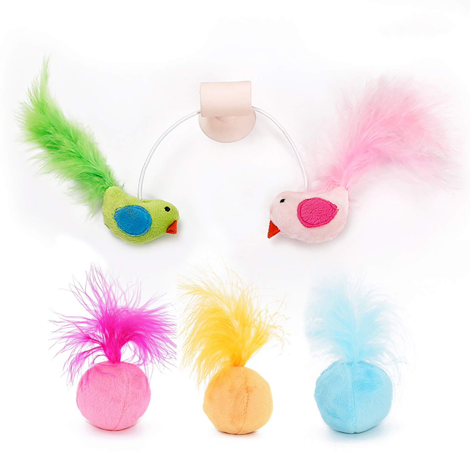 Parts3A Cat Toys,Kitten Toys Increases IQ and Keep Your Pet Active. by Parts3A (Image #1)