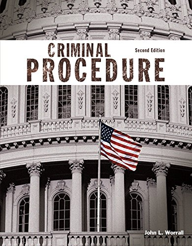 Criminal Procedure (2nd Edition)