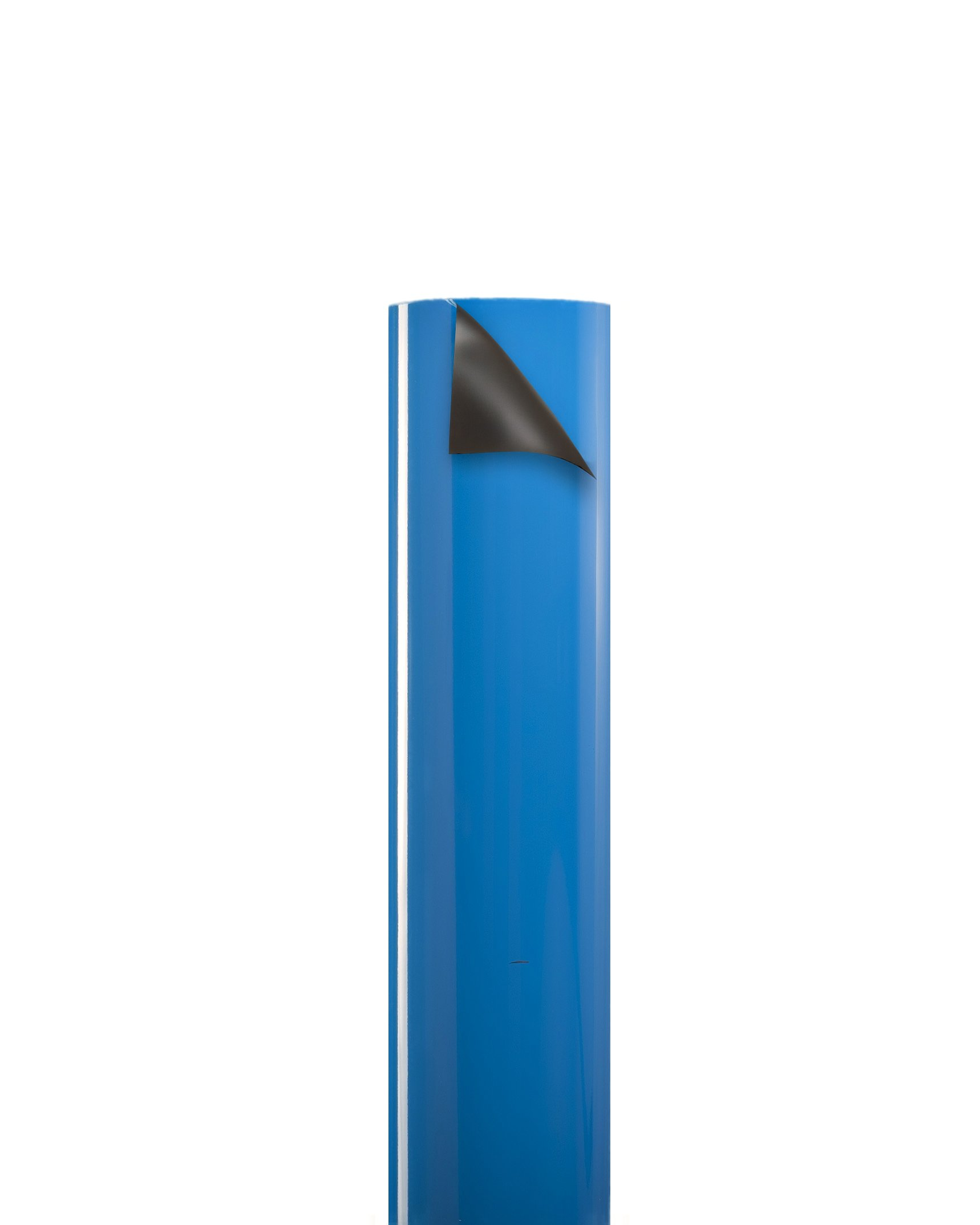 Blue - Dry Erase Magnet 24'' x 10' Roll