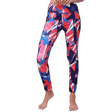 416fba081663d Leggings Yoga Mujer Pantalones Deportivos Largos Leggings