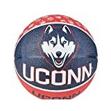 9.5' Uconn Huskies Regulation Inflated Basketball (With Sticky Notes)