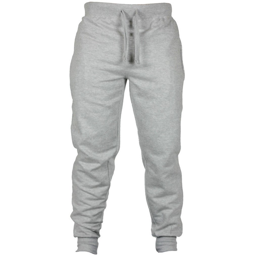 c136f7ab0c640 Amazon.com   YShowntide Gyms Pants Skinny Jogger Pant Cargo Tracksuit  Britches Men Trousers   Sports   Outdoors