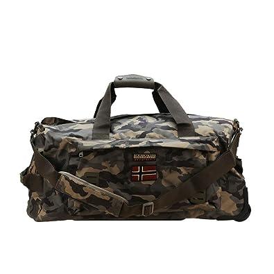 utterly stylish best supplier buying new Borsa Borsone Trolley Napapijri Tracolla Uomo Men Bag Donna ...