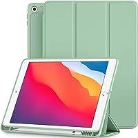 Mastten - Funda compatible con iPad 10.2 pulgadas 2020 iPad 8ª generación / 7ª generación 2019 con soporte para lápiz…