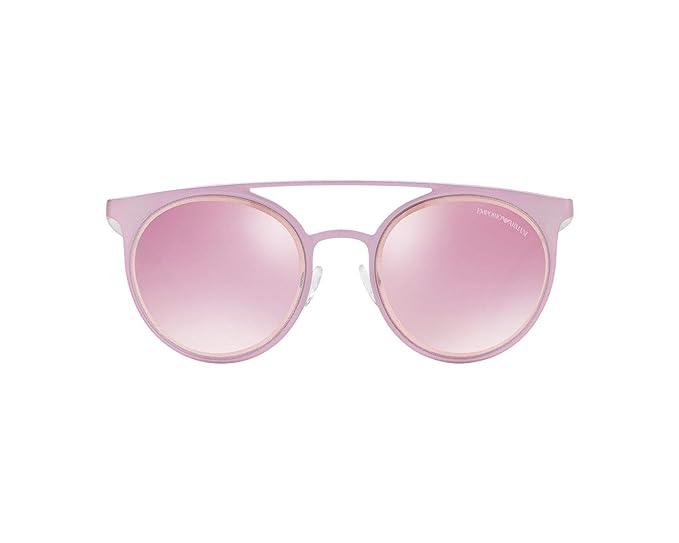 Emporio Armani 0EA2068, Gafas de Sol para Mujer, Metallized ...