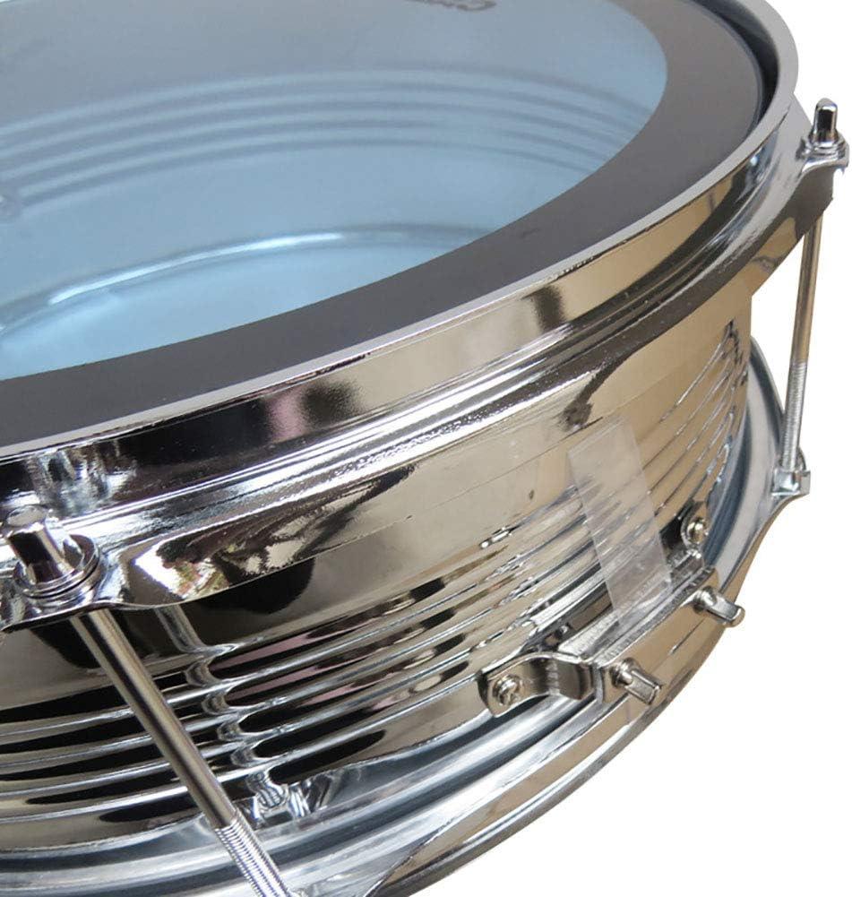 QING.MUSIC Percussion instrument Tambor de Caja Instrumento de percusión Equipo Escolar Tambor de Banda de Tubos Tambor pionero Joven con Paquete Original: Amazon.es: Deportes y aire libre