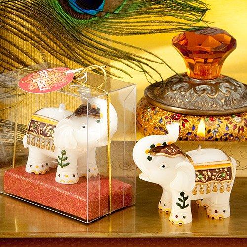 Good Fortune Elephant Candles (Good Fortune Elephant)