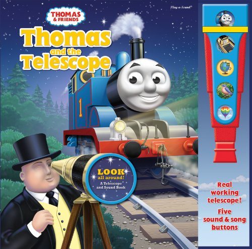 Thomas Telescope Mini-Deluxe Sound Book