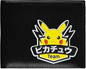 608909b - POKEMON - Porte-monnaie Olympics - Logo Team Pikachu (PlayStation 4)