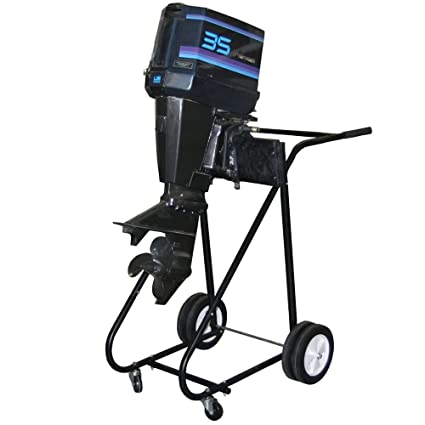 Rage Powersports OMC-315 115 HP Outboard Motor Cart & Engine Stand