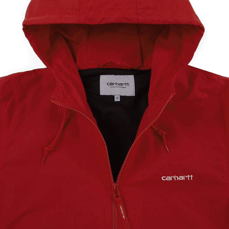 Carhartt Marsh Jacket Chaqueta Hombre Rojo: Amazon.es: Ropa y ...