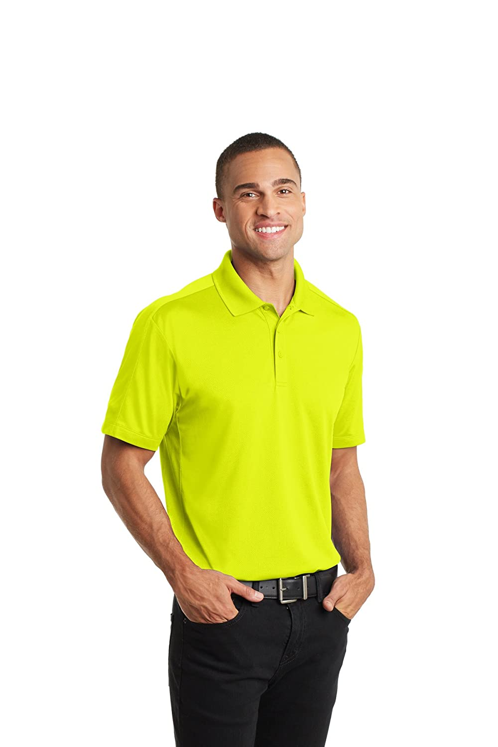 Port Authority RMK Diamond Jacquard Polo (Paquete de 36) - K569 ...