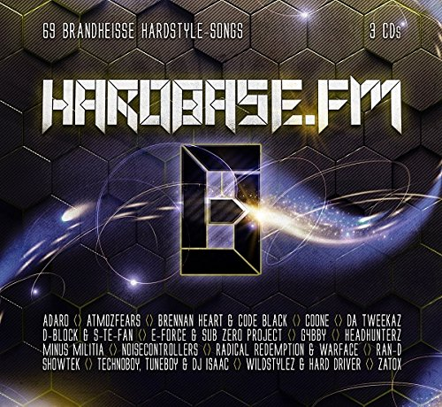 VA - HardBase.FM Volume 8 - (ZYX 82924 - 2) - 3CD - FLAC - 2017 - WRE Download