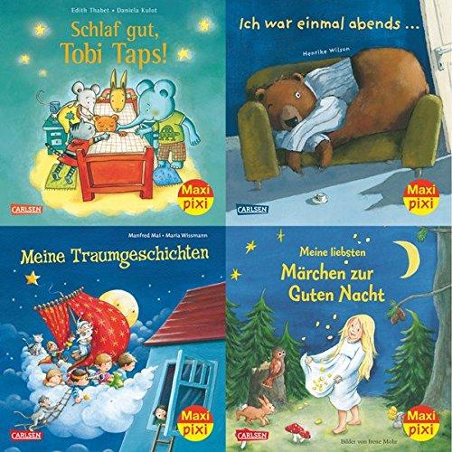 Maxi-Pixi-4er-Set 41: Gute Nacht (4x1 Exemplar)